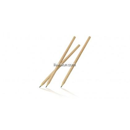 LLS Eco Natural Wood HB Pencil