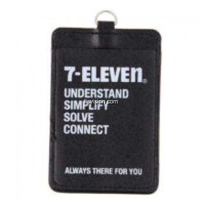LLS PU ID Card Holder (PU02)