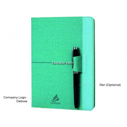 LLS Premier Notebook Thermo PU
