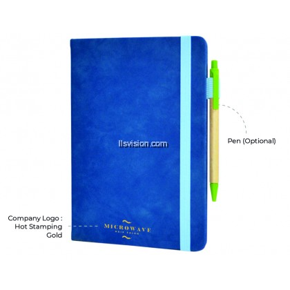 LLS Personal Notebook Thermo PU Chicago